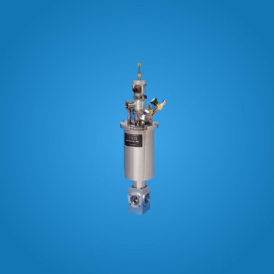 Sistema de Criostato VNF-100 - Amostra em Vapor Corrente
