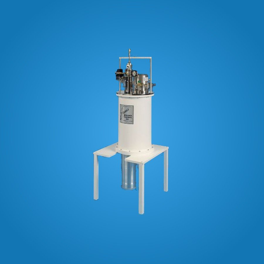 1.5 K Continuous Closed Cycle Refrigerator Cryostat
