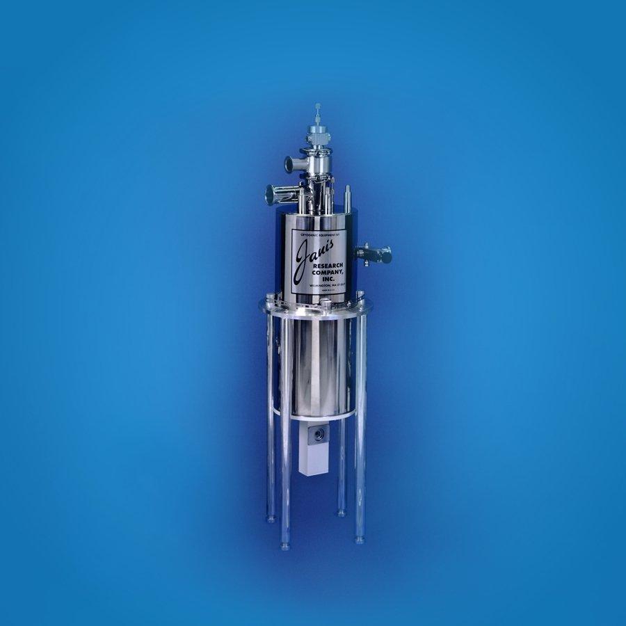 SuperVariTemp Cryostat Systems - Sample in Flowing Vapor