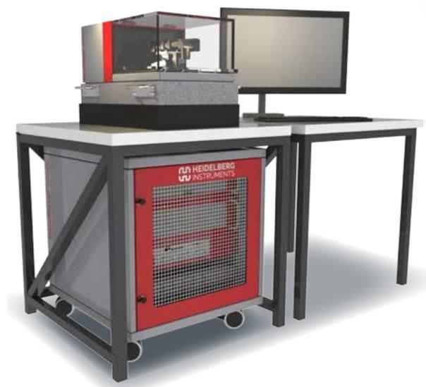 NanoFrazor Scholar