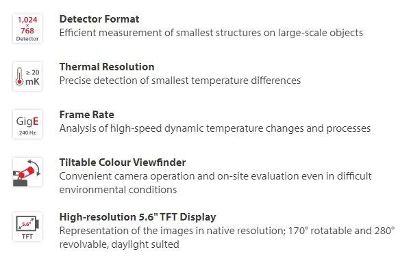 VarioCAM® HD research 800