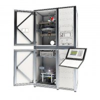 High-Pressure High-Temperature Optical Floating Zone Furnace HKZ